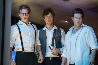 Netflix Yapımı Game Over, Man! Filminden Fragman