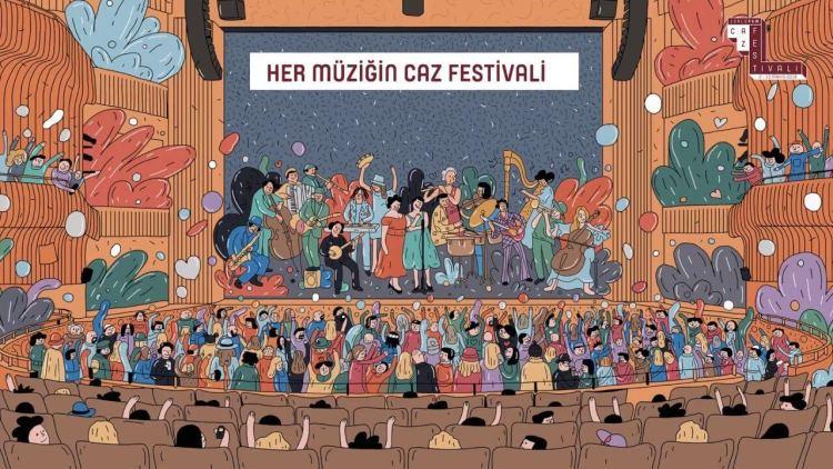 Zorlu PSM Caz Festivali 2018 - Her Müziğin Caz Festivali