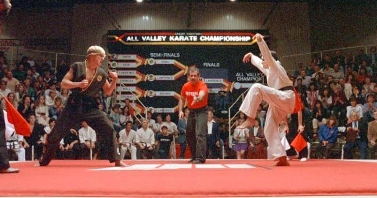Karate Kid Photos