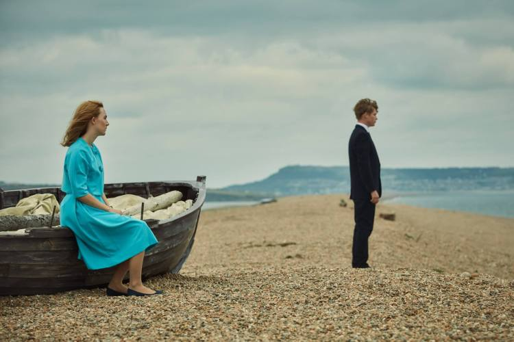 Saoirse Ronan On Chesil Beach