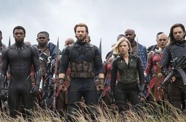 Yeni Avengers: Infinity War Fragmanı Ortalığı Dağıtıyor