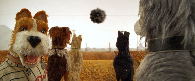 Wes Anderson - Isle of Dogs