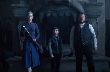 Cate Blanchett'in Yer Aldığı The House with a Clock in Its Walls'tan İlk Fragman