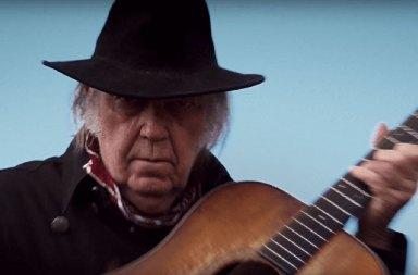 Neil Young'ın Western Filmi 'Paradox' Fragmanı Geldi