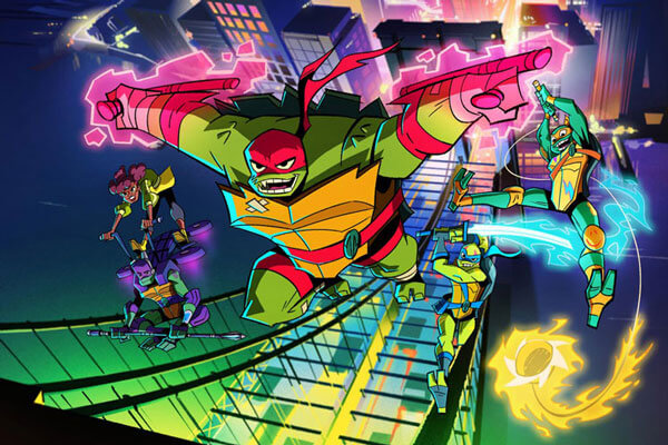 "[:tr]Ninja Kaplumbağalar ""Rise of the Teenage Mutant Ninja Turtles"" ile Dönüyor[:en]Watch New Nickelodeon Reveals the Rise of the Teenage Mutant Ninja Turtles Trailer[:]"