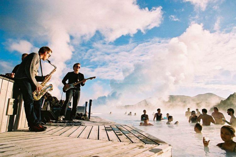 Iceland Airwaves Music Festival   7-10 Kasım