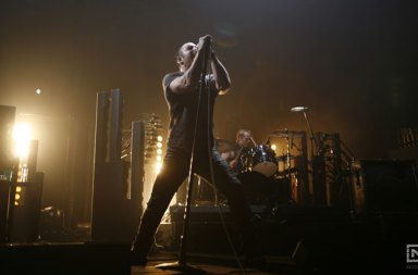 Nine Inch Nails Yeni Parçası 'God Break Down The Door'u Paylaştı