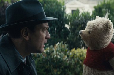 Ewan McGregor'li Winnie the Pooh Uyarlaması Christopher Robin'den Fragman!
