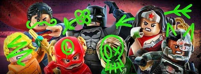 Lego DC Super-Villains Oyun