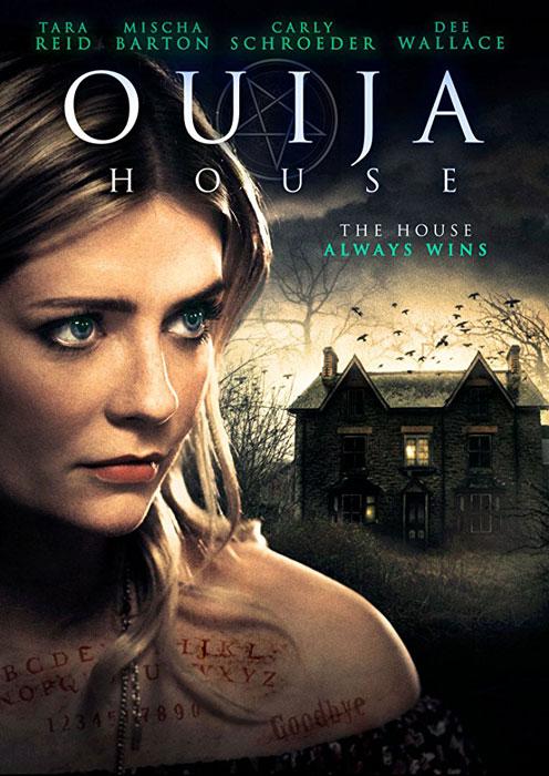 Ouija House Movie Poster