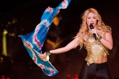 Shakira 11 Temmuz 2018 Tarihli İstanbul Konseri Açıklandı