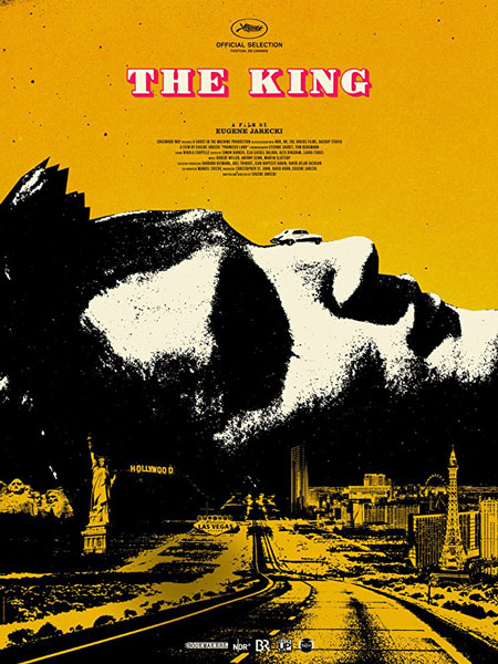 The King 2017 Poster