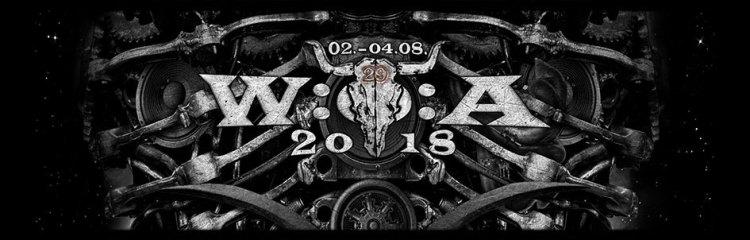 Wacken Open Air 2018 | 2-4 Ağustos