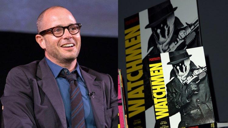 Watchmen Dizisi Yaratıcısı Damon Lindelof