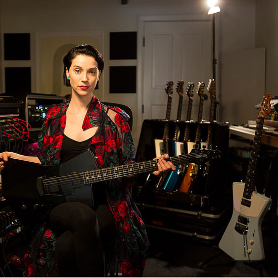 St. Vincent Guitars