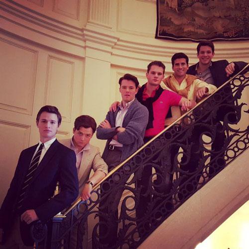 Billionaire Boys Club Movie Cast