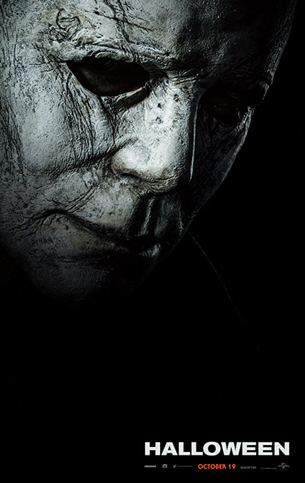 John Carpenter'ın Yeni Halloween Movie Poster