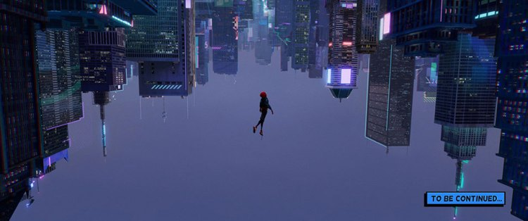 Spider-Man: Into The Spider-Verse Animation