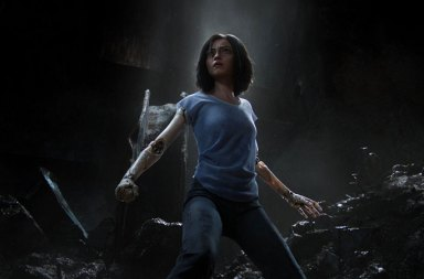 Robert Rodriguez'in Alita: Battle Angel Filminden İlk Fragman