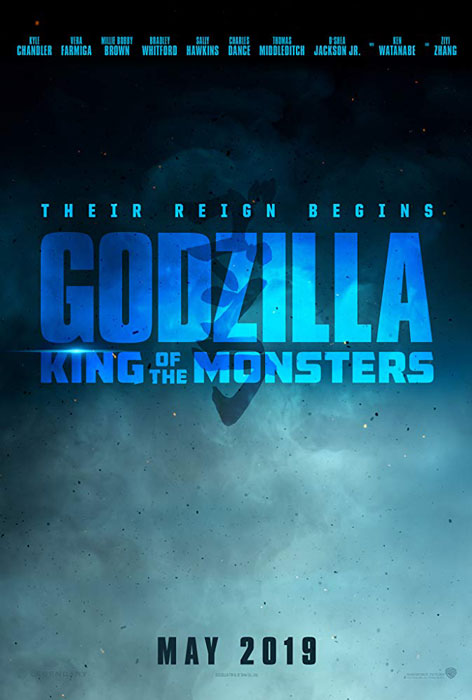 Godzilla: King of the Monsters Poster Official Trailer Release Date 2019 Millie Bobby Brown