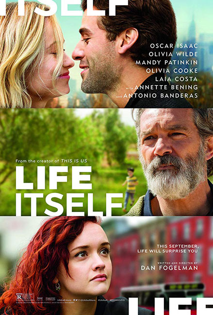 Life Itself 2018 Film Poster