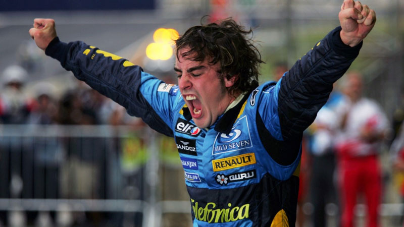 [:tr]Fernando Alonso Formula 1'e Veda Ediyor[:en]Fernando Alonso to retire from Formula One at end of this season[:]