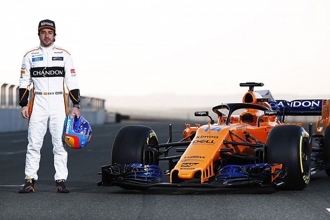 Fernando Alonso: McLaren's Spanish driver to retire from Formula 1 at end of this season