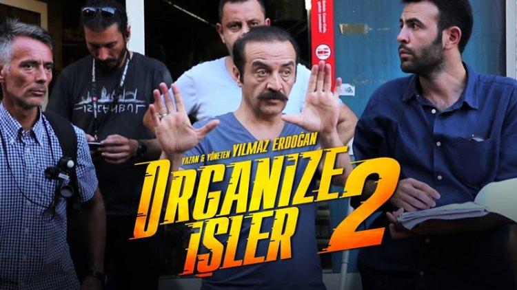 Organize İşler 2'den Kamera Arkası Videosu Yayınlandı