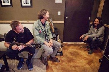 Pearl Jam Grubundan Chris Cornell Cover'ı Geldi