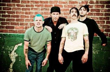 Red Hot Chili Peppers Yeni Albüm Kayıtlarına Başlıyor
