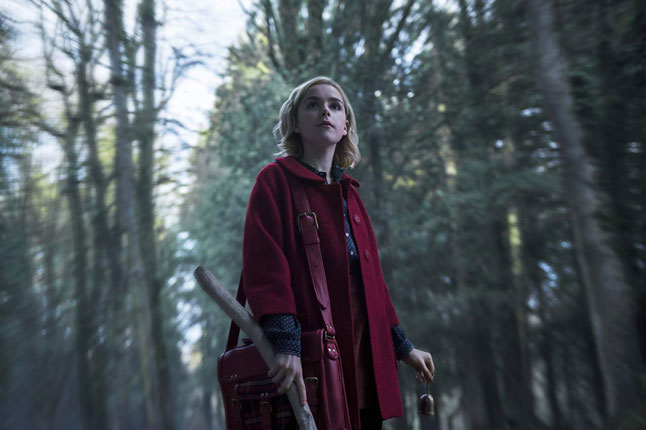 [:tr]Chilling Adventures of Sabrina Dizisinden İlk Fragman![:en]Netflix's First Teaser Trailer For Chilling Adventures Of Sabrina[:]