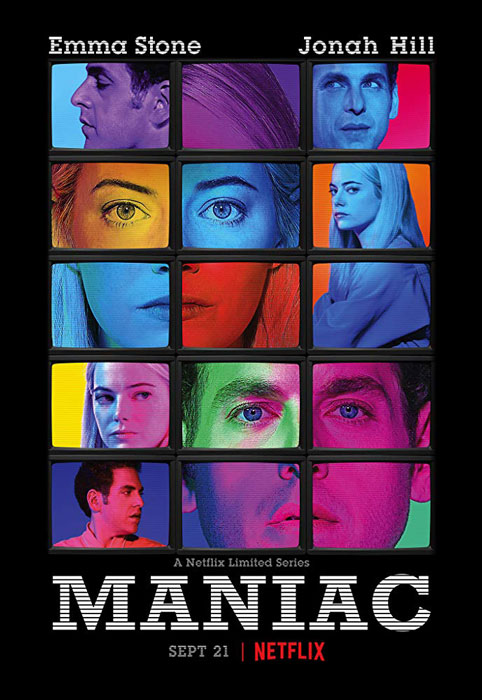 Watch Jonah Hill and Emma Stone New Maniac Teaser