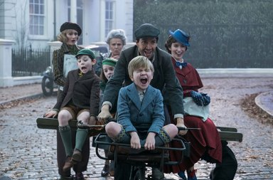 Emily Blunt Başrollü Mary Poppins Returns Filminden Fragman