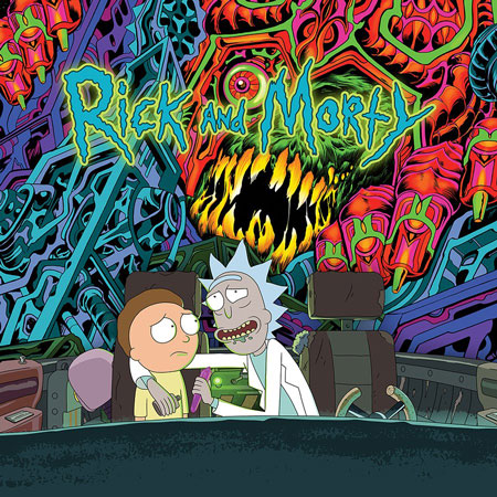 New Rick and Morty Soundtrack Album: The Rick and Morty