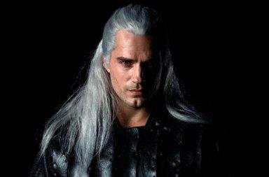 The Witcher Dizisinden Henry Cavill Karakteri Geralt Videosu Yayında