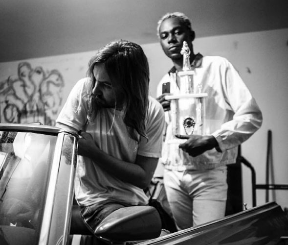 Tame Impala and Theophilus London New Song: The New LA