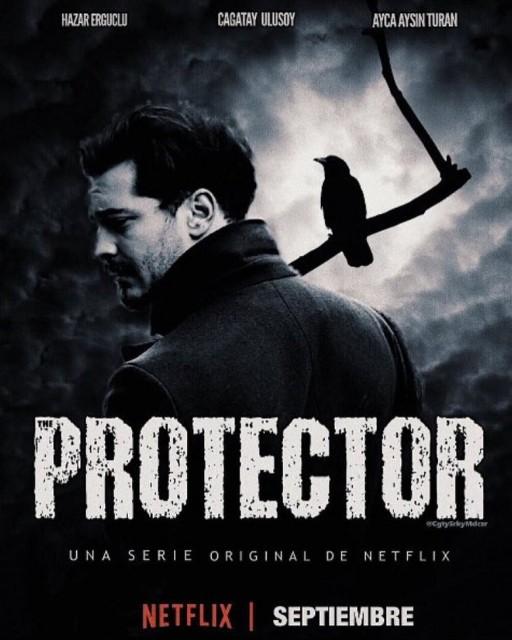 Netflix Turkey Share First Teaser Hakan: Muhafız (The Protector)