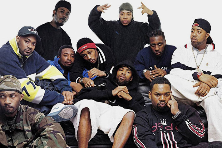 Wu-Tang Clan Performs C.R.E.A.M. and Protect Ya Neck on Jimmy Kimmel