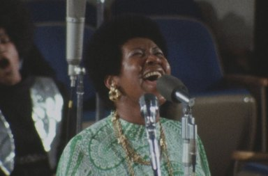 Aretha Franklin Belgeseli Amazing Grace 46 Yıl Sonra Yayınlanıyor