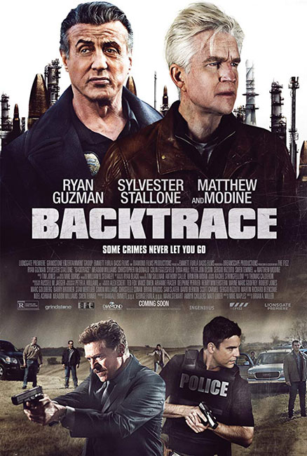 Backtrace 2018 Movie Poster and Trailer