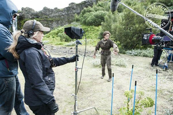 Game of Thrones Kamera Arkası 5