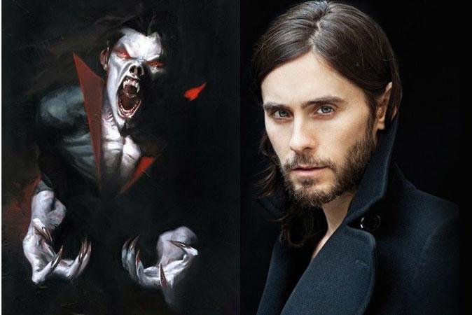 Jared Leto Morbius >> Turkish Jared Leto Nun Morbius Filmi Degisimi Basladi Video