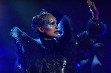 Natalie Portman Vox Lux Yeni Fragmanında Sia'nın Yeni Şarkısını Söylüyor