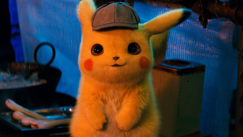 [:tr]Pokémon Detective Pikachu İlk Fragmanı Yayınlandı[:en]Ryan Reynolds Plays Pikachu in the POKÉMON Detective Pikachu First Trailer[:]