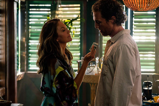 Matthew McConaughey ve Anne Hathaway'li Serenity filmi