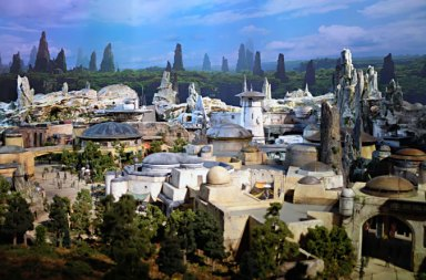 Disney'den Star Wars: Galaxy's Edge Temalı Proje [Video]