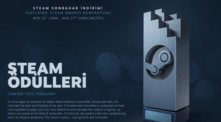 Steam Ödülleri Nedir ?