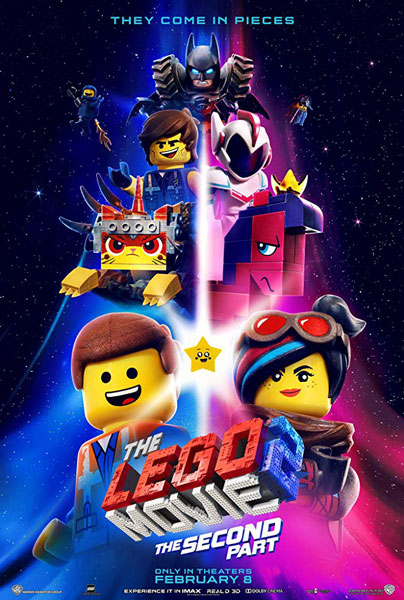 The LEGO Movie 2: The Second Part Poster Vizyon Tarihi Oyuncular Konusu