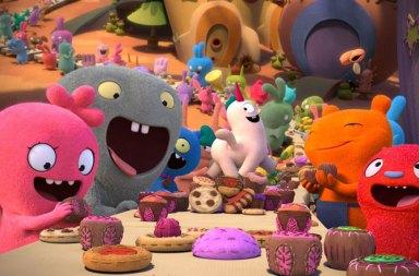 Kelly Asbury Yönetmenliğindeki UglyDolls Animasyon Filmi