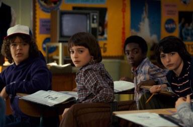 Stranger Things 3. Sezondan İlk Tanıtım Fragmanı [Video]